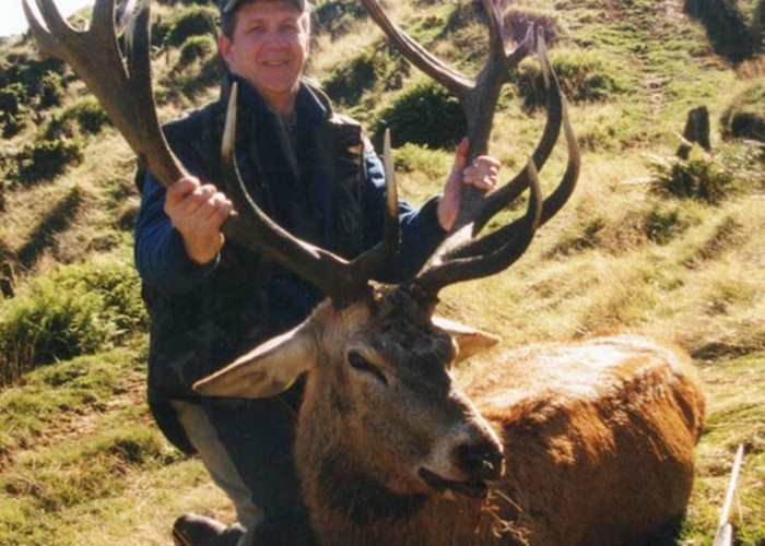 Red Stag 2002 - 348sci