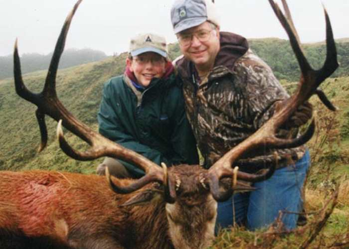 Red Stag 2002